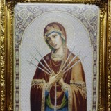 Virgen Maria de Las Siete Espadas