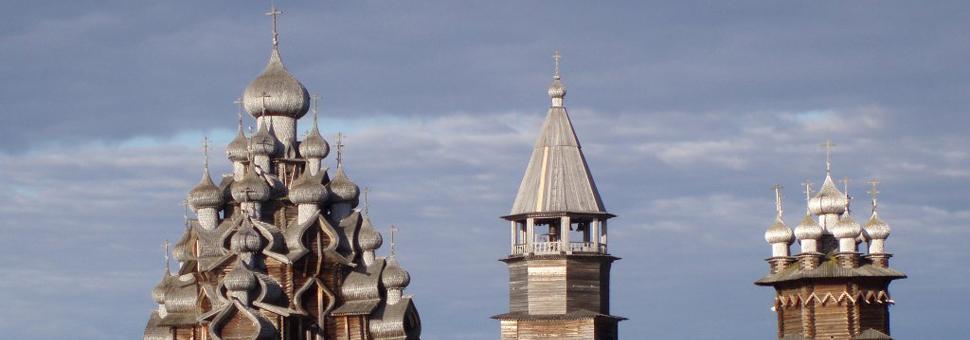 Древние деревянные храмыБыли построены без единого гвоздя...